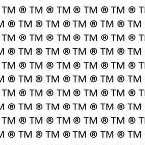 TM-ed