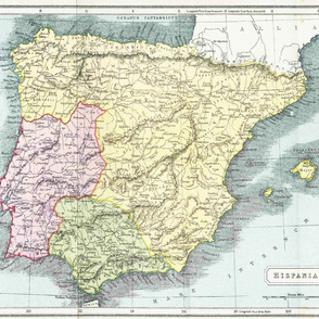 "Hispania (21""W)"