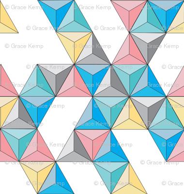 Origami Triangles