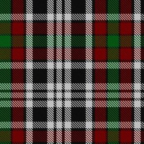 Borthwick Dress Tartan // Small