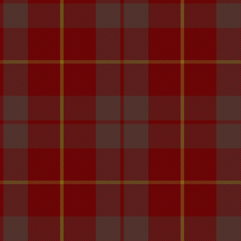 Bryce Tartan // Small fabric by thinlinetextiles on Spoonflower - custom fabric
