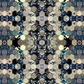 Marble Hexagon Tile