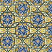 Days of Sunshine Terrace Tiles