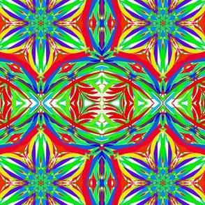 Loopy Vibrant Stars