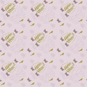 Lepidoptera Ultra light violet