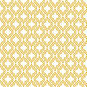 Classic lattice pattern
