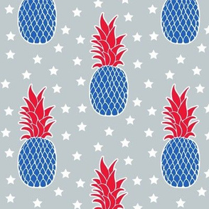 Patriotic Pineapple