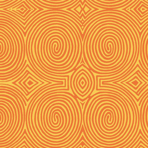 concentric-orange