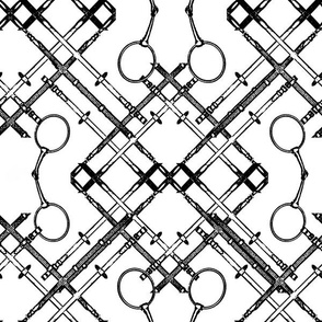 Bits and Reins Wallpaper