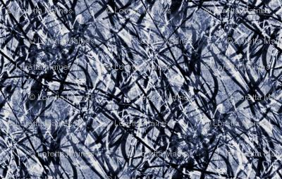 Black Grey Sparkle Camouflage