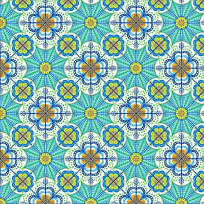Flores de Castilla
