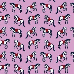 Limited Palette Horses