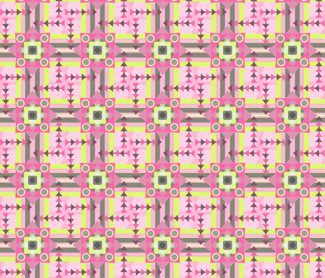 Fun southwest quilt  fabric by artgirlangi on Spoonflower - custom fabric