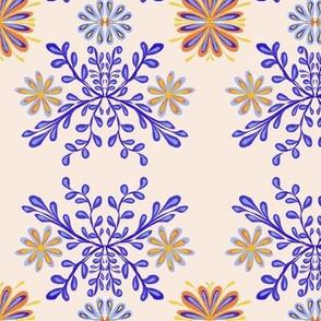 A Vintage Floral Fantasy