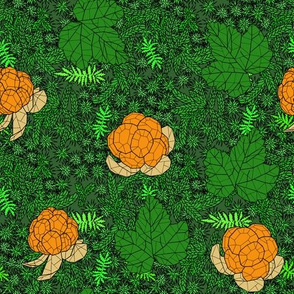 Cloudberry Moss