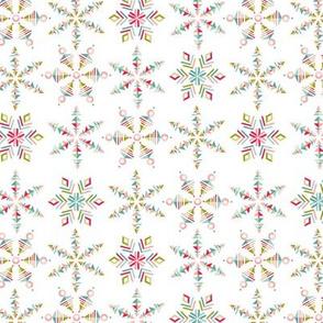 Geo Snowflakes