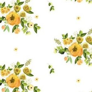 """4"""" Sunrise Florals"""
