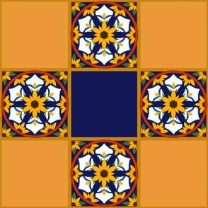 TALAVERA TABLECLOTH 2