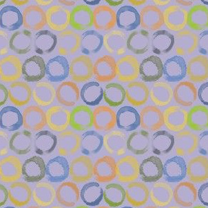 circles_earth_colors_gray_background