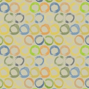 circles_earth_colors_yellowish_background