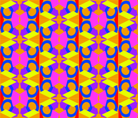 geometric shapes for spoonflower02 1 8 2018 fabric by compugraphd on Spoonflower - custom fabric