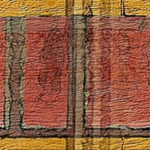 Roman-Style Frescoe