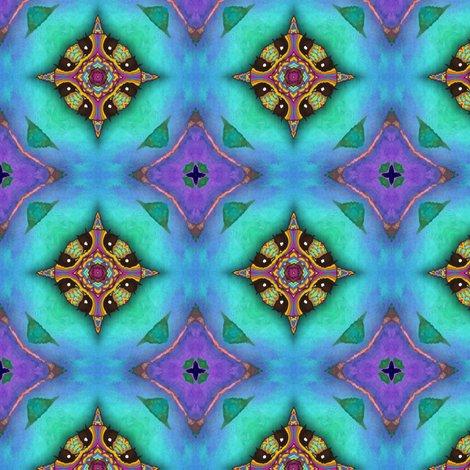 Rgiraffe-aqua-blue-jewels-lozenge-checkerboard-by-floweryhat_shop_preview