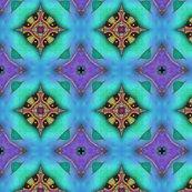 Rgiraffe-aqua-blue-jewels-lozenge-checkerboard-by-floweryhat_shop_thumb
