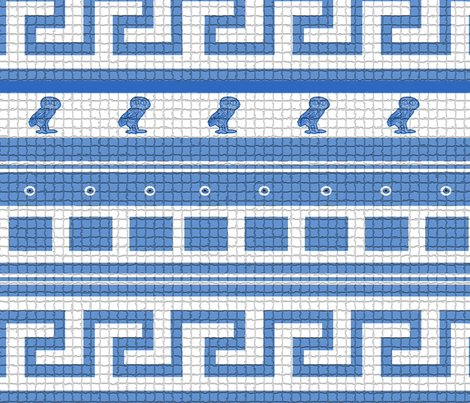 Rrrr010918__cropped_greek_borders_fixed_resized_divided_with_owls_mid_century_enlarged_deep_blue_stripe_fixed_mosaic_blue_stripes_shop_preview