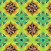 Rgiraffe-green-jewels-lozenge-checkerboard-by-floweryhat_shop_thumb