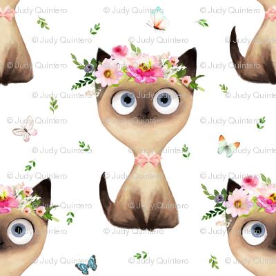 "8"" Spring Kitty"