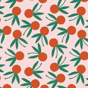 Citrus Floral - Pink