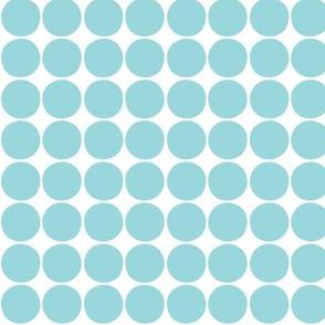 #9AD7DC dots