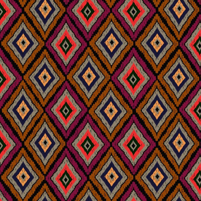 Lulet's Kilim with Kindness - Winter