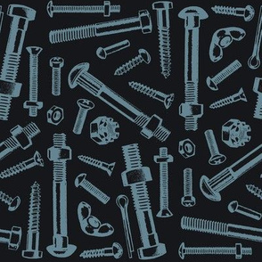 Nuts, Bolts and Screws 1c