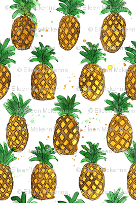 Pineapple Party!