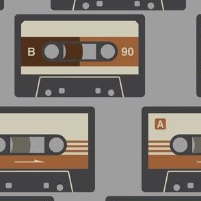 Hipster Cassettes