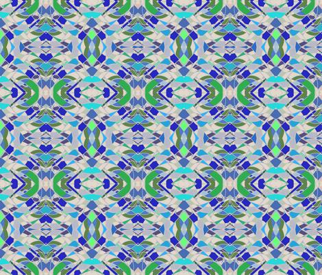 Denim fabric by ruthjohanna on Spoonflower - custom fabric