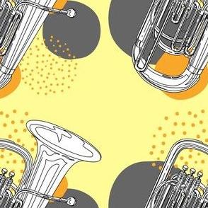 Tuba and Dots