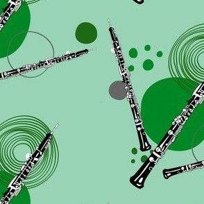 Oboe and Dots
