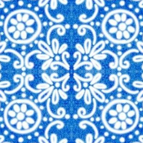Cobalt Tiles