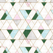 Mod-Triangles_Green-LtBlue-Lavender