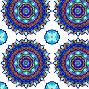 Spanish tile 3