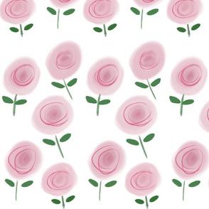 Field of Flowers Pink
