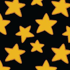 Warm Stars (Black)