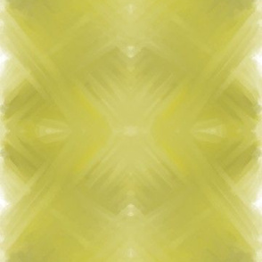 Yellow Ikat
