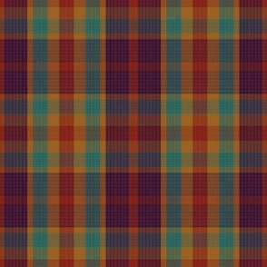 Turkish Bazaar Plaid