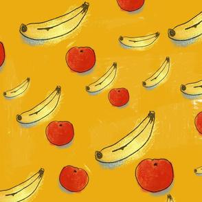 Gaga for banana