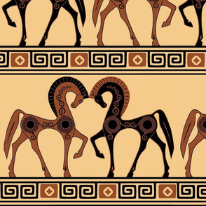 Greek Horses