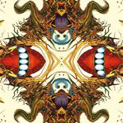 Abstract Oxen Ball AQ